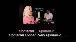 Lirik lagu Qomarun !!!!! Nissa sabyan