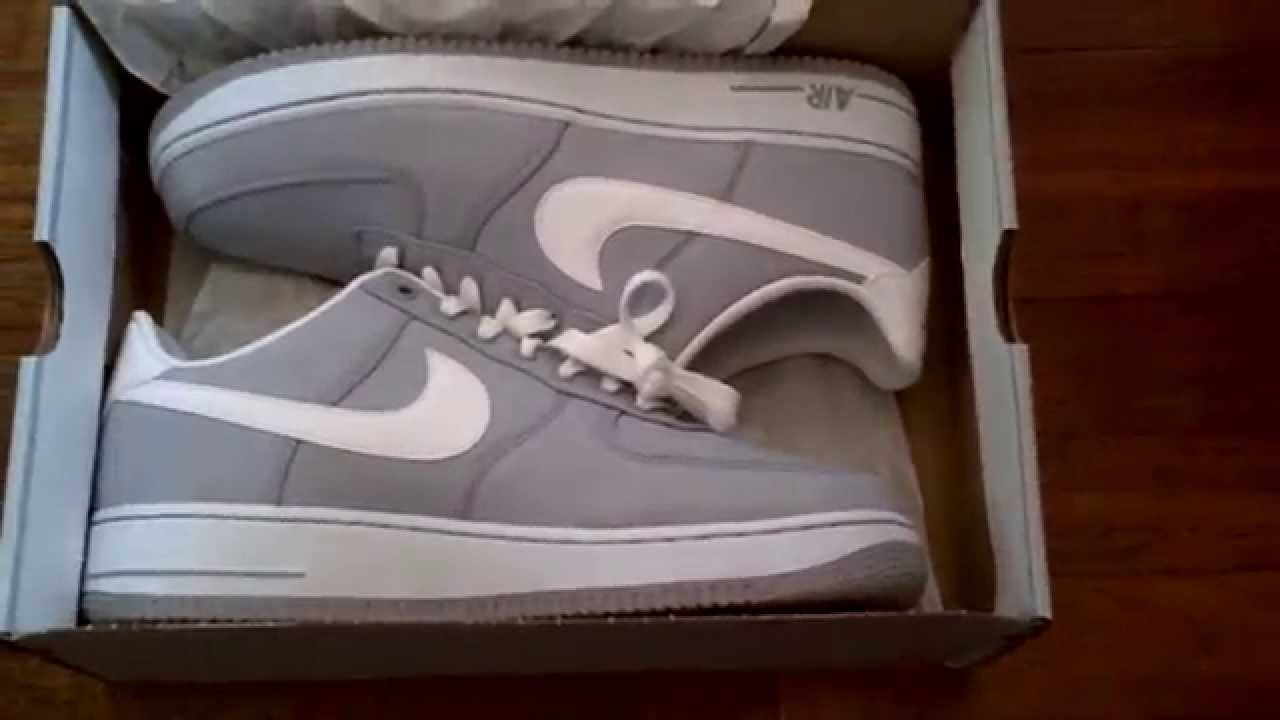 Air Nike Grey Early PickupWolf Force Spring Ones ZTukXiwlOP
