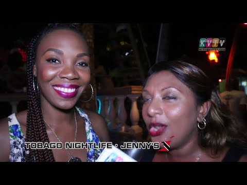 TOBAGO Nightlife. Jenny's & Shades