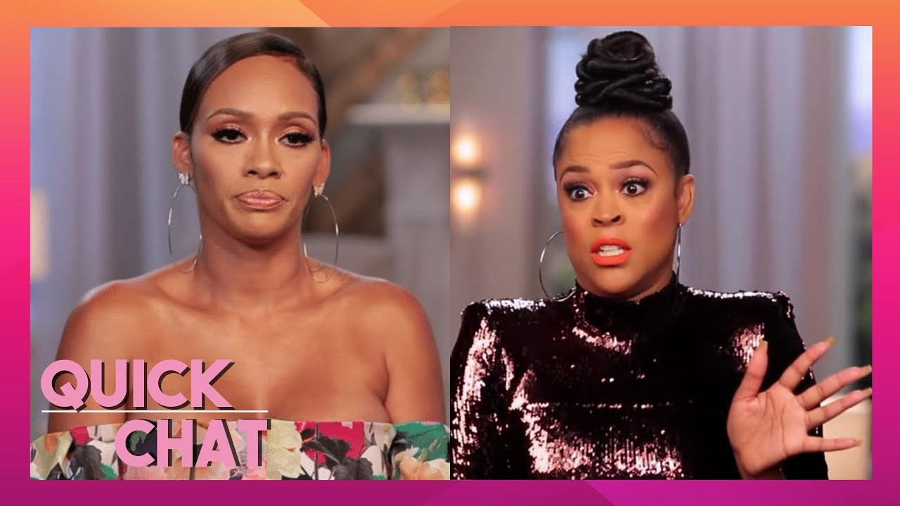 Download QUICK CHAT: #Basketballwives Evelyn Lozada QUITS & Shaunie O'Neal SHAKES UP Cast