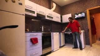 видео кухни на заказ спб