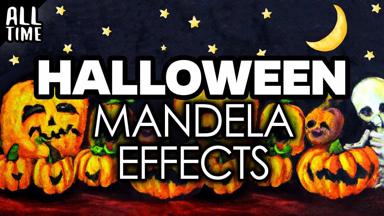 5 Halloween Mandela Effects