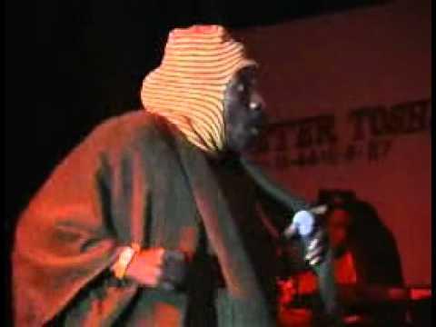 Joseph CULTURE Hill - Tribal War - Jah Jah See Them a Come