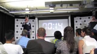 Albino Veneto, Pitch At Google Campus London