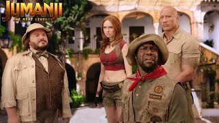 JUMANJI: THE NEXT LEVEL - Telenovela