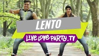 Lento | Zumba® Choreo by Marlex and Tamara | Live Love Party