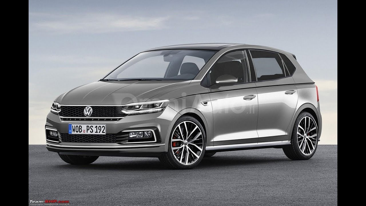 2018 Volkswagen Polo Youtube