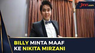 Akhirnya Billy Syahputra Bayar Utang ke Nikita Mirzani - JPNN.com