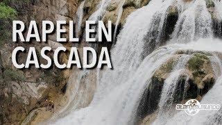 Rapel en cascada - Huasteca Secreta #3