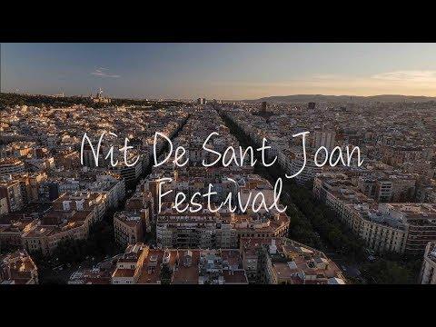Nit de Sant Joan Festival | Barcelona