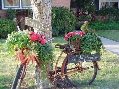 Reciclaje para el jardin ideas para transformar tu for Decoracion hogar hippie