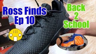 Ross finds ep 10 back to school mayhem edition rare finds! 2k giveaway info 2017