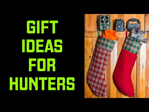 15 Christmas Gift Ideas For Hunters