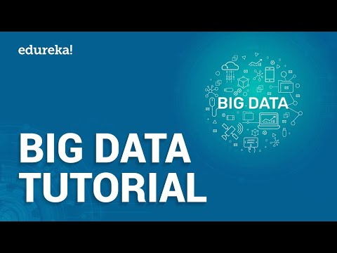 Big Data Tutorial For Beginners | What Is Big Data | Big Dat