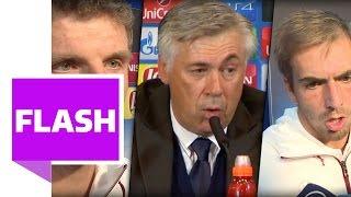 """Müller nach Bayern-Niederlage gegen Atletico: """"Uns wurden Schwächen offenbart!"""""""