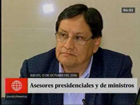 América Noticias: Primera Edición - 13.10.16
