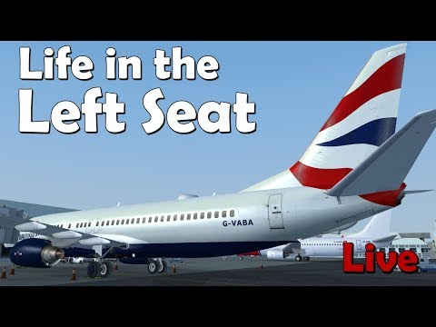 Life in the Left Seat EKCH - EGPH (Copenhagen to Edinburgh)