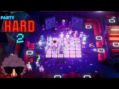 Noisy Neighbors (Party Hard 2 Gameplay)  