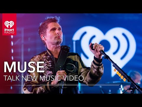 What Influenced Muse's Newest Music Video? | iHeartRadio Live