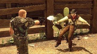 Eat Lead The Return of Matt Hazard Walkthrough part 1 of 4 HD (Xbox 360)
