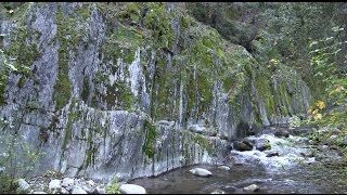 Buttes Resort Sierra City CA Hiking and Gold panning trip