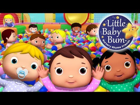 "Download Youtube: ""Ten Little Funny Babies"" Playground 