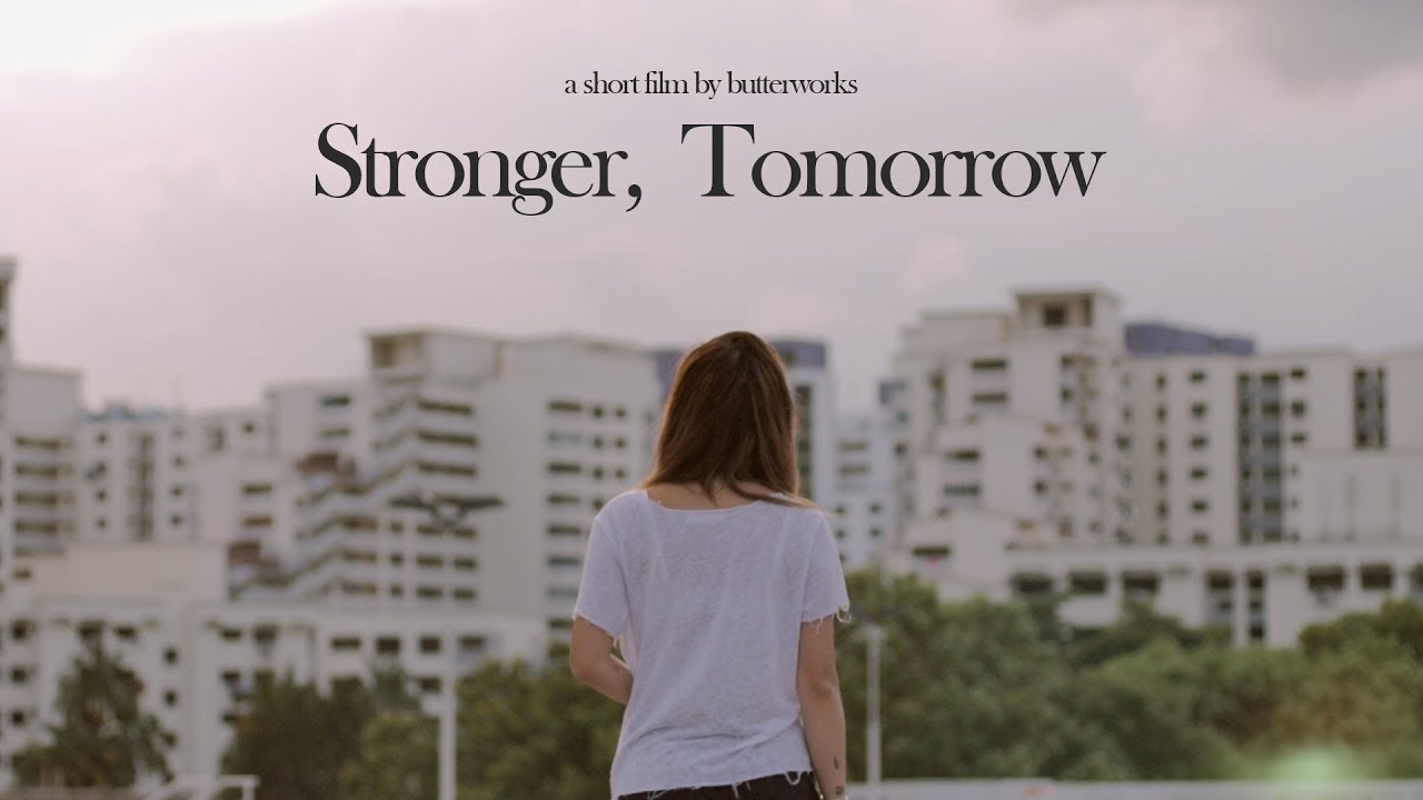 Stronger, Tomorrow