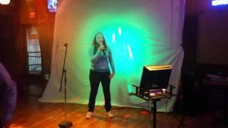 Shelly Hill- You Oughta Know karaoke
