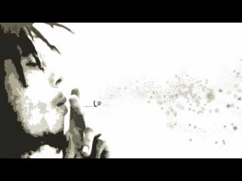 'EASY SKANKIN' Bob Marley Canvas Art by LJA Studios