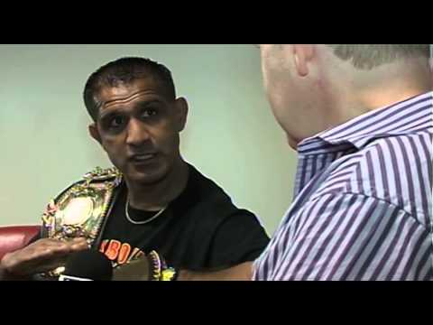 Kash Gill interview martial arts expo uk slater