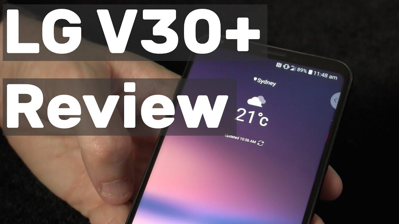 LG V30+ Australian Review