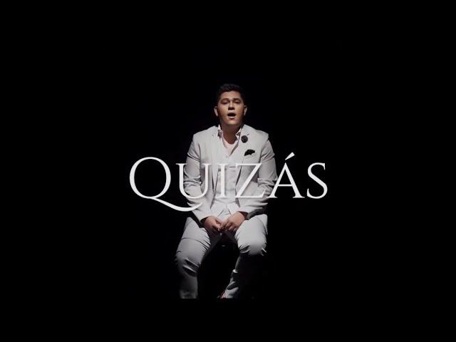 Oscar Saldaña - Quizás (Lyric Video)