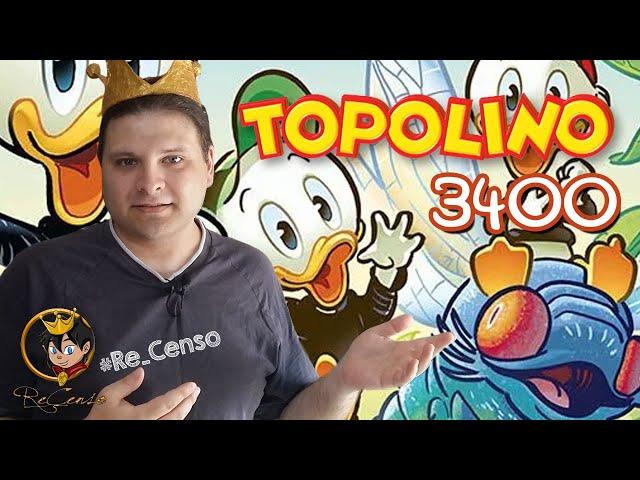 @Re_Censo #397 TOPOLINO 3400