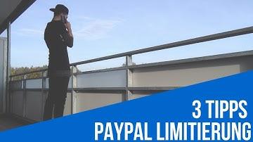 Will mich Paypal verarschen? :D | 3 Tipps