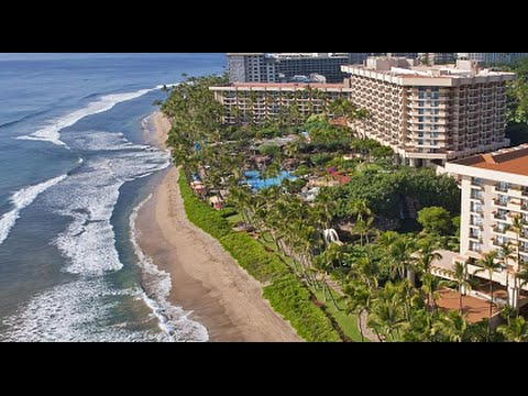 Hyatt Regency Maui Resort & Spa, Kaanapali Beach Resort, Lahaina, Hawaii, United States