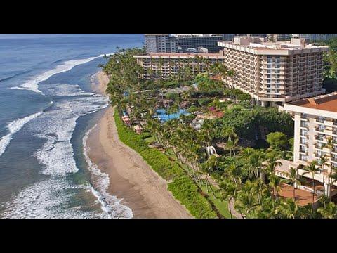 Hyatt Regency Maui Resort & Spa, Kaanapali Beach Resort, Lahaina, Hawaii, United States