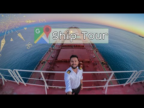 Inside a Cargo Ship | Full Ship Tour - Bulk Carrier | Life At Sea | Ship's Vlogs | Indian Sailor