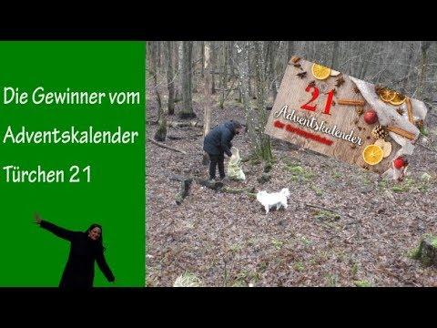 Gewinn Weihnachtskalender.Gewinner Adventskalender Türchen 21 Und Aufräumaktion Im Wald