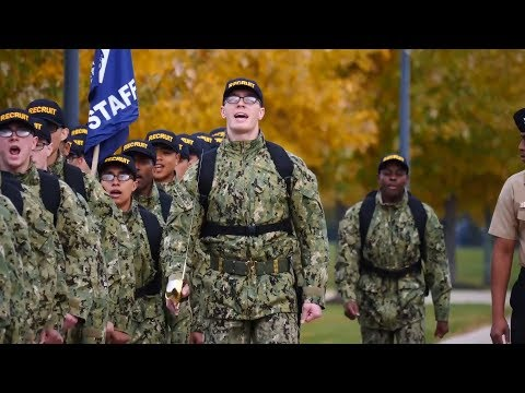 Navy ROTC New Student Indoctrination