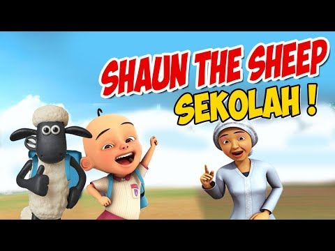 shaun-the-sheep-pergi-sekolah-,-upin-ipin-senang-gta-lucu