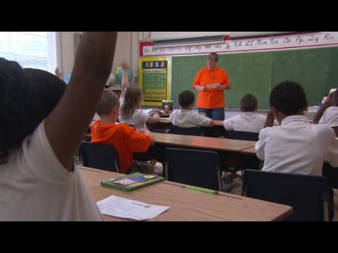 Fighting Obesity In Schools Youtube