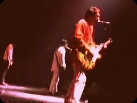 Buzzcocks live on the Nirvana tour 1994