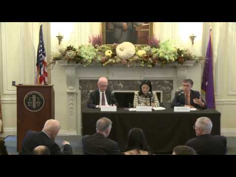 20th Annual Gelatt Dialogue: Keynote: The Current Context
