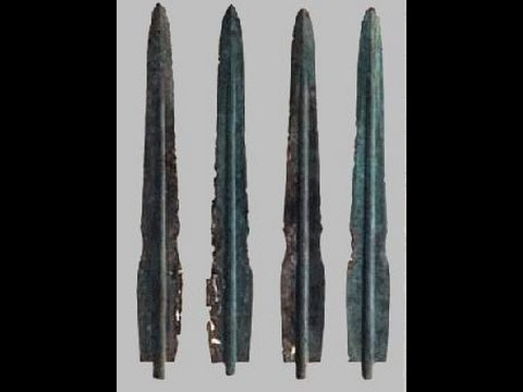 1775 Mystery of Japanese Swords, Do hoko銅矛の謎+銅鐸・天文観測器説byはやし浩司Hiroshi Hayashi, Japan