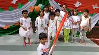 Sare Jahan Se Acha Song by Adorable Little Children - Oi Playschool