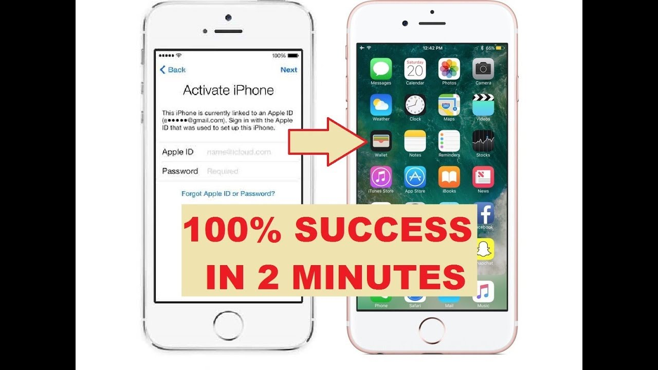 iphone 5 icloud unlock how to unlock and remove icloud activation lock 2017 100 9774
