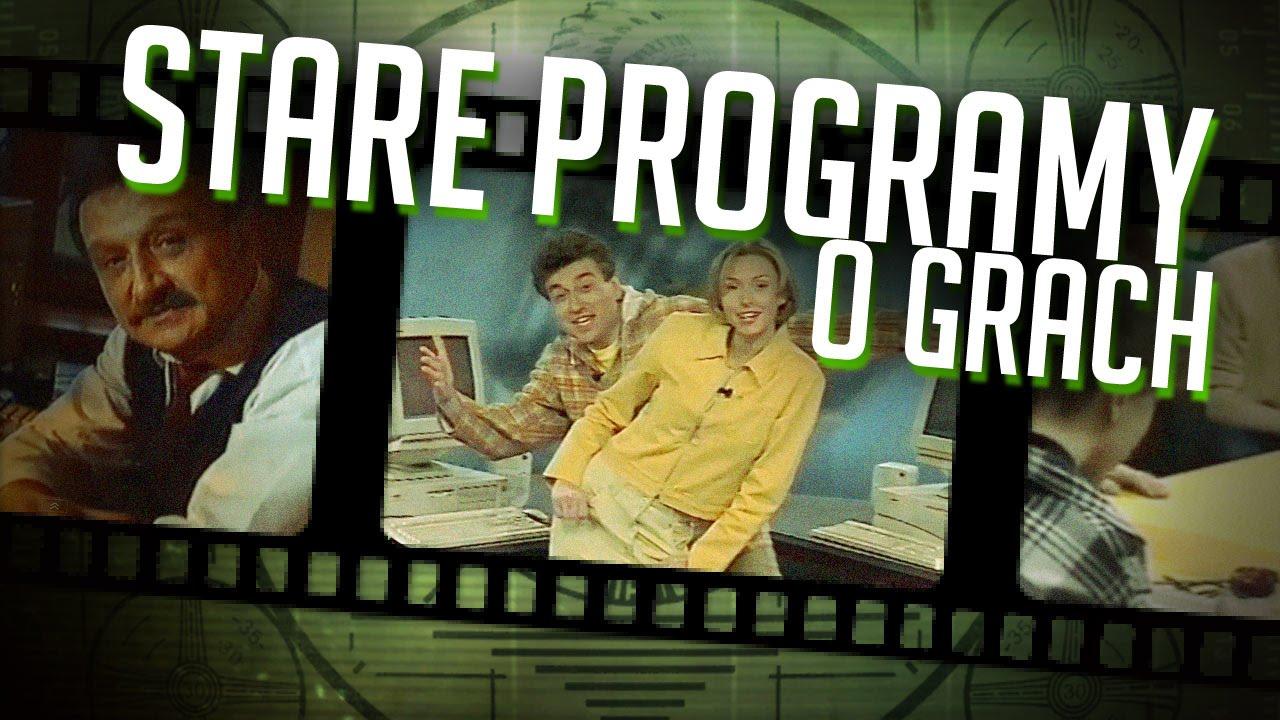 Jak wyglądała telewizja o grach przed erą YouTube? [tvgry.pl]