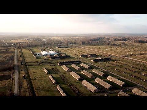 Лагерь смерти. Освенцим. Польша. Вторая мировая. Холокост