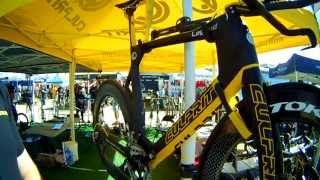 Culprit Legend, world's first tri disc brakes bike @ 2013 Sea Otter Classic