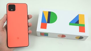 Google Pixel 4 XL Unboxing and First Look!!